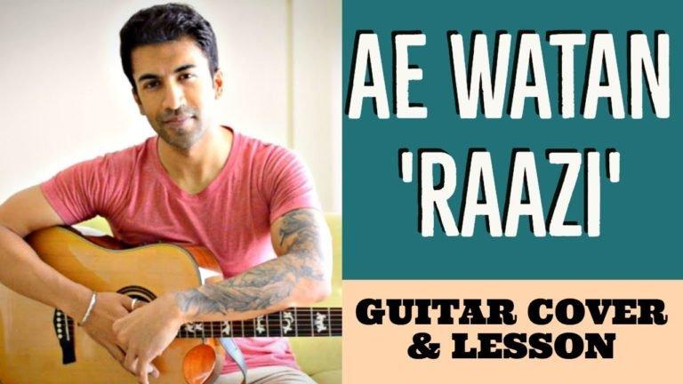 Ae Watan (Raazi)