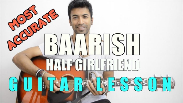 Baarish (Half Girlfriend)