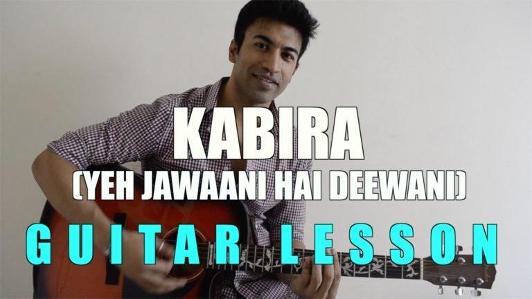 Kabira (Yeh Jawaani Hai Deewani)