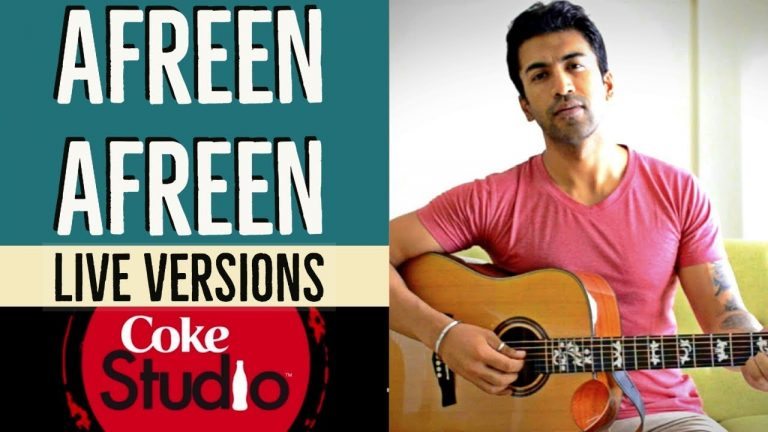 Afreen Afreen (Coke Studio)