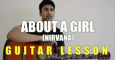 About A Girl (Nirvana)