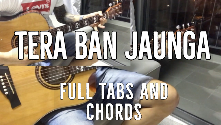 Tera Ban Jaunga Chords and Tabs From Kabir Singh