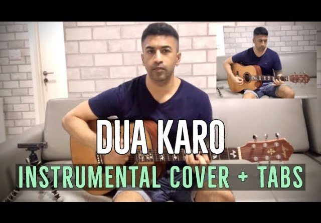 Dua Karo easy guitar chords