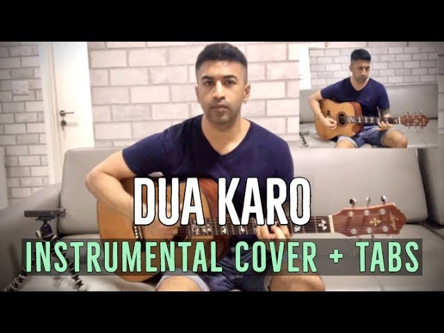 Dua Karo Chords and Tabs from Street Dancer