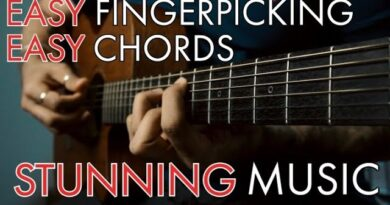 easy fingerpicking easy chords