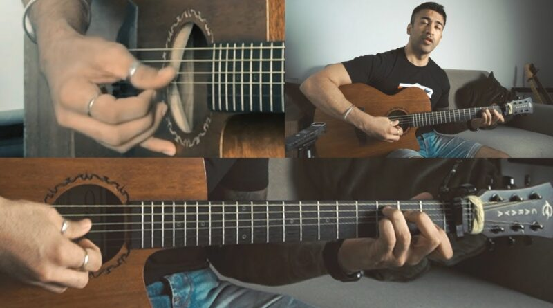 kun faya kun guitar lesson